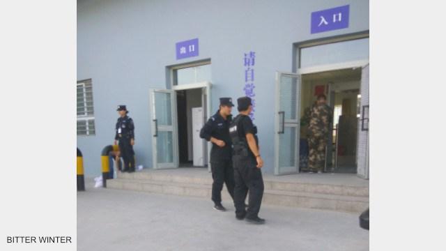 Camps de rééducation, Musulmans Ouïghours,Xinjiang,Examen périodique universel