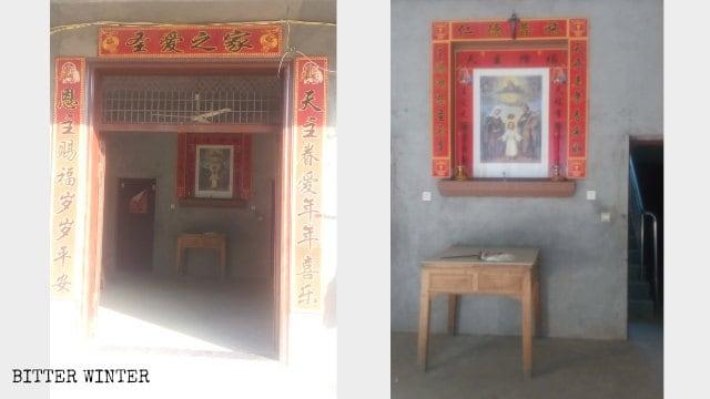 Religion Chine,Catholicisme en Chine,églises catholiques clandestines,Liberté religieuse