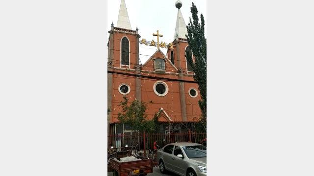 Catholicisme en Chine,répression de l'Église catholique,Liberté religieuse