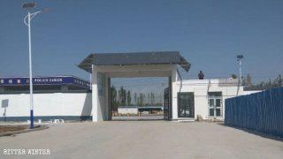 Musulmans Ouïghours,Camp de rééducation,rééducation par le travail,Xinjiang Chine