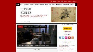 Bitter Winter toujours dans la ligne de mire du PCC