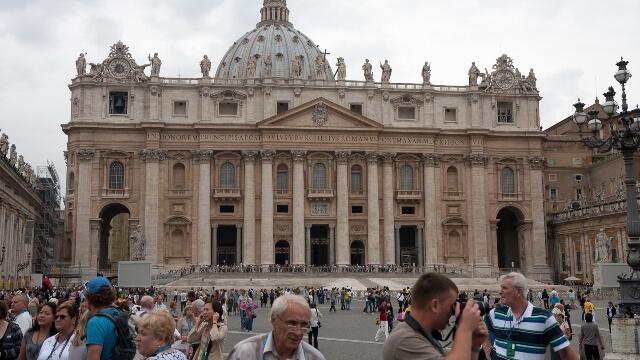 Basilique Saint-Pierre du Vatican