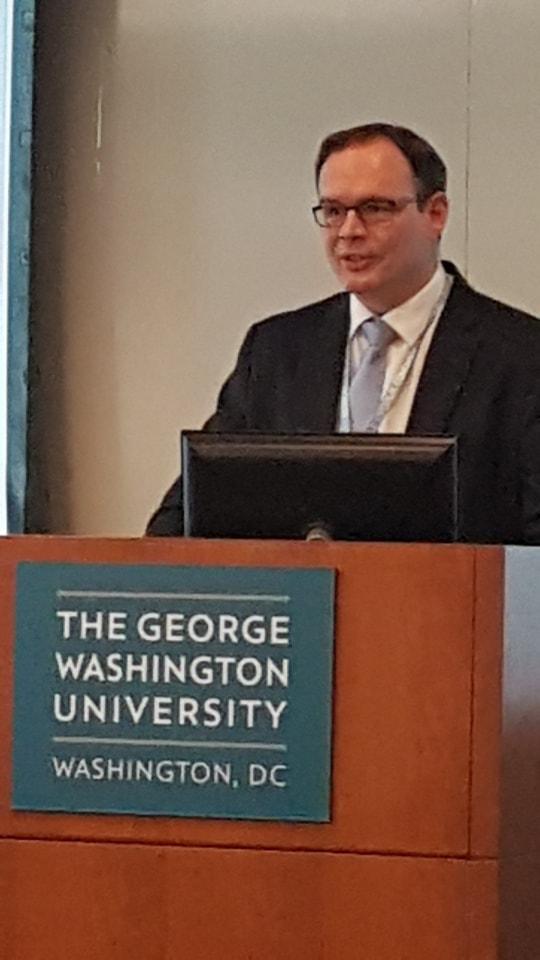 Le chercheur allemand Adrian Zenz