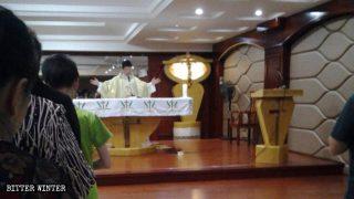 Fuzhou a filtré et interdit plusieurs Églises catholiques clandestines