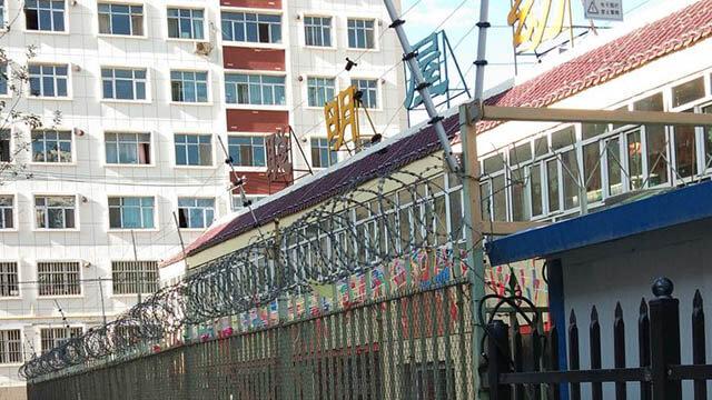 Les écoles ressemblent beaucoup à des prisons,xinjiang,Répression des Ouïghours