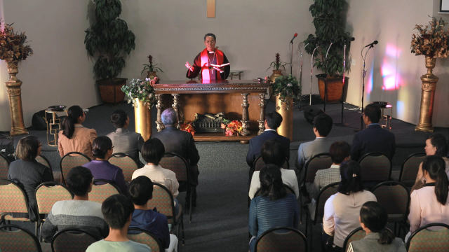 Missionnaire coréen