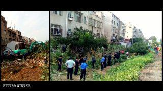 Polir l'image de la Chine au prix du bien-être des citoyens