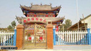 Mah-jong et Bouddha « cohabitent » : de nombreux temples sont transformés en lieux de divertissement
