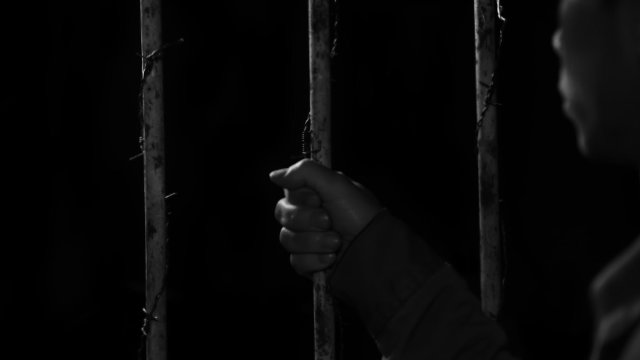 Une personne arrêtée