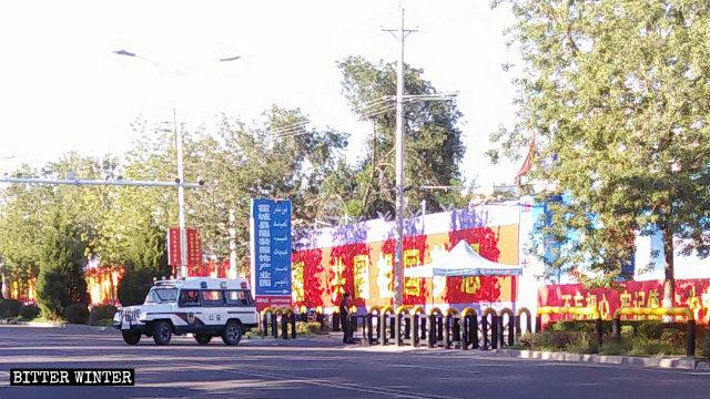 Près de trois millions de personnes sont détenues dans les camps de transformation dans le Xinjiang.